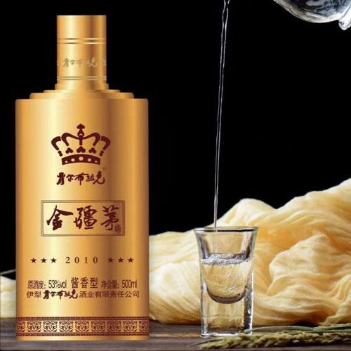 金疆茅酱酒